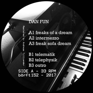 "DAN FUN - Telematic 12"" - Vinylhouse"