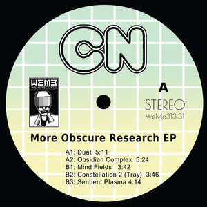 CN ‎– More Obscure Research EP