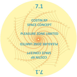 "Costin Rp ‎– Space Concept 12"" - Vinylhouse"