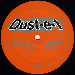 Dust-e-1 ‎– The Cosmic Dust EP