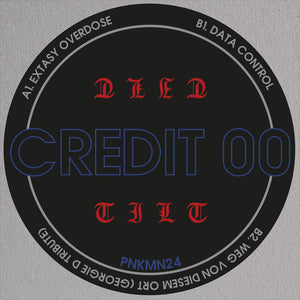 "Credit 00 ‎– Tilt 12"" - Vinylhouse"