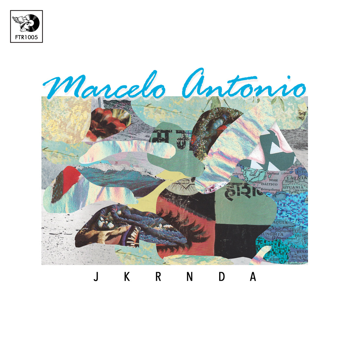Marcelo Antonio - Suspension 7""