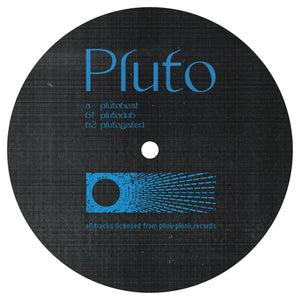 Pluto - In The Future 03 12""
