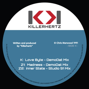 Killerhertz ‎– Lovebyte EP