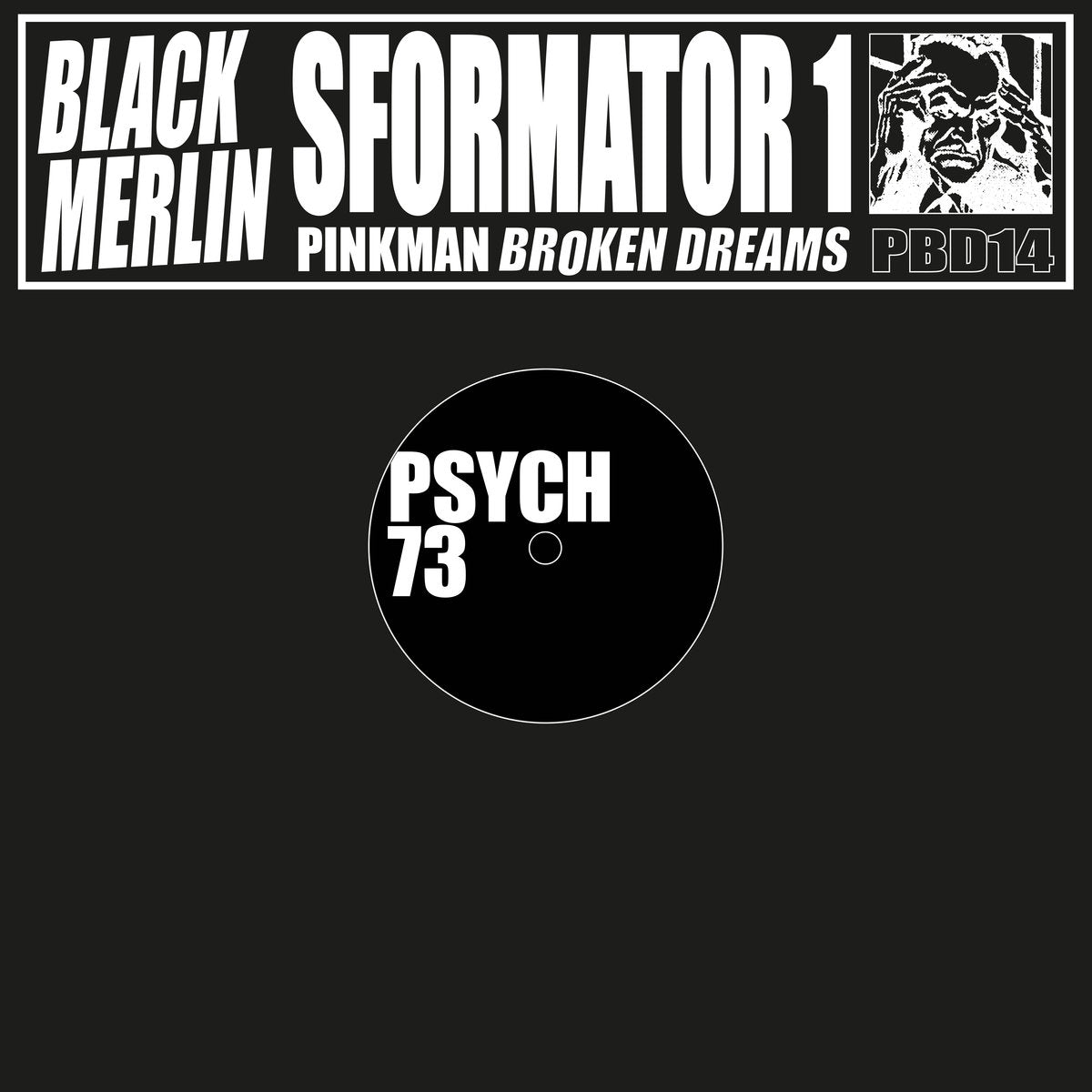 "Black Merlin ‎– SFORMATOR 1 12"" - Vinylhouse"