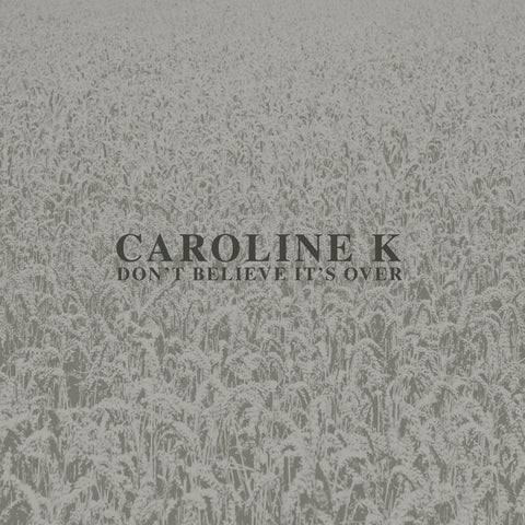 "Caroline K ‎– Don't Believe It's Over 12"" - Vinylhouse"