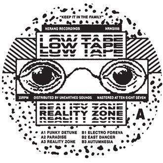 Low Tape - Reality Zone EP