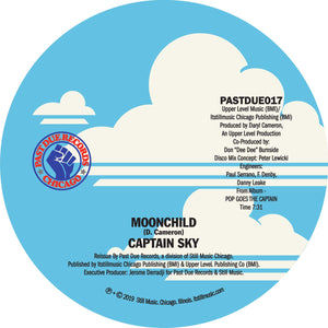 Captain Sky ‎– Moonchild 12""