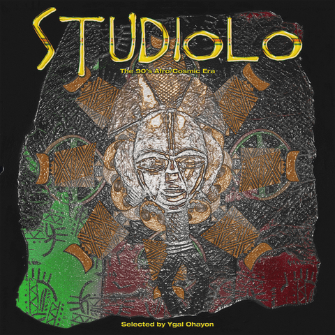 V/A ‎– Studiolo - The 90's Afro/Cosmic Era DoLP