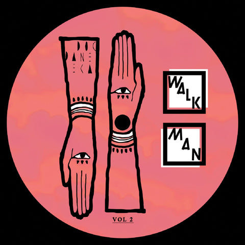 "Doc Daneeka - Walk.Man Vol.2 12"" - Vinylhouse"