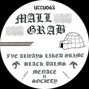 "Mall Grab - Menace II Society 12"" - Vinylhouse"