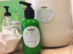 Green Tea Breeze Lotion-Balms, Butters & Scrubs- Obeehave