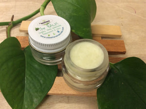 100% Certified Organic D'Balm Super Soft Lip & Cuticle Balm-Balms, Butters & Scrubs- Obeehave