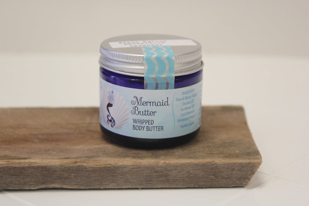 100% Certified Organic Mermaid Butter For Hands, Body & Feet