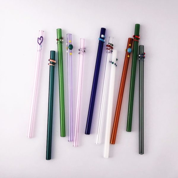 Reusable Glass Straw-Home- Obeehave