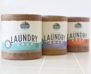 Dan's 100% Natural Laundry Soap