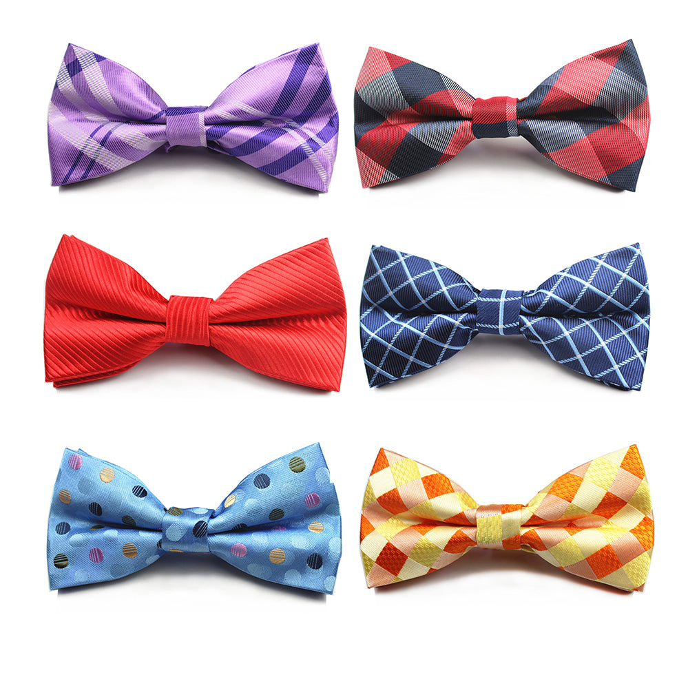 RBOCOTT Vintage Men's Bow Ties Traditional and Others