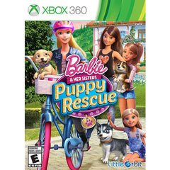 Barbie & Her Sisters: Puppy Rescue for Xbox 360
