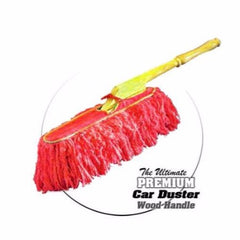 Ultimate Premium Car Duster with Wooden Handle (62442-94DB) - California with Bag
