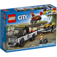 LEGO City Great Vehicles ATV Race Team