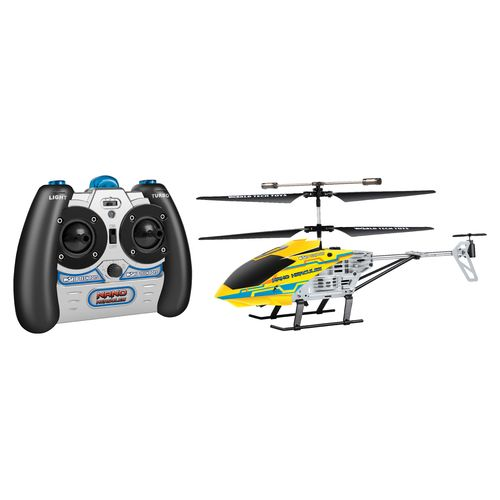 World Tech Toys Nano Hercules Unbreakable RC Helicopter