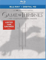Game of Thrones: Season 3 [Blu-ray] [7 Discs]