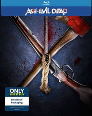 Ash vs Evil Dead: Season 2 [Blu-ray] [SteelBook]
