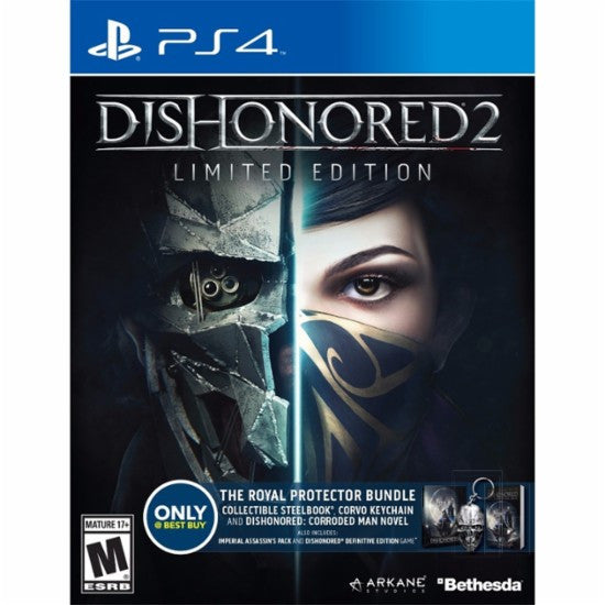 Discover an intense world of wealth, poverty and violence in Dishonored ...