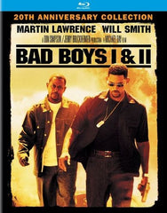 Bad Boys/Bad Boys II [Includes Digital Copy] [UltraViolet] [Blu-ray] [2 Discs]