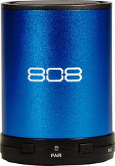808 - Canz Plus Portable Bluetooth Speaker - Blue
