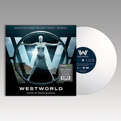 Westworld: Season 1 - Exclusive Milk White LP