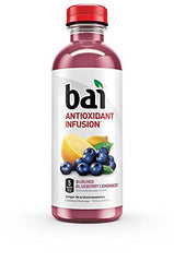 Bai Burundi Blueberry Lemonade, Antioxidant Infused Beverage