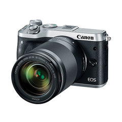 Canon EOS M6 (Silver) 18-150mm f/3.5-6.3 IS STM Kit