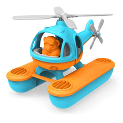 Green Toys Seacopter - Blue