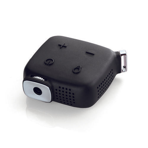 Brookstone Keychain Projector