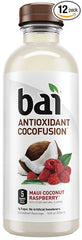 Bai Cocofusions Maui Coconut Raspberry, Antioxidant Infused Beverage