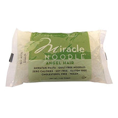Miracle Noodle Angel Hair Pasta , 7 oz (Pack of 30)