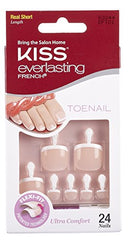 Kiss Products Everlasting French Toenail Limitless Kit