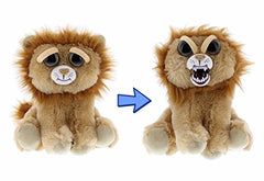 Feisty Pets Marky Mischief- 8.5 Plush Stuffed Lion christmas gift presents collectibles