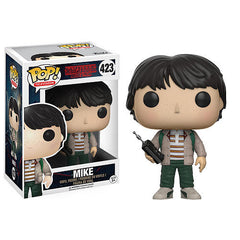 Funko POP! Television: Stranger Things 3.75 inch Vinyl Figure - Mike with Walkie Talkie