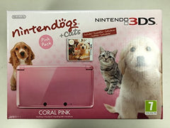 Coral Pink Console Nintendo 3DS