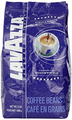 Lavazza Pienaroma Espresso - Whole Bean Coffee, Pack of 2