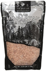 The Spice Lab Pink Himalayan Coarse Salt - 2.2 Lb