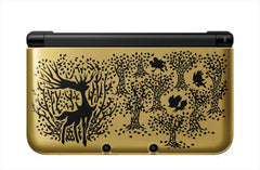 Nintendo 3ds Ll Pocket Monsters Y Pack Premium Gold(limited Edition)