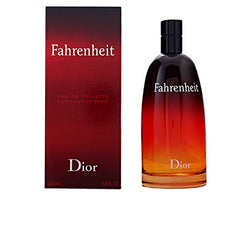 Fahrenheit By Christian Dior For Men. Eau De Toilette Spray
