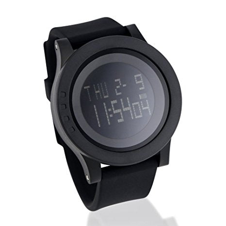 Oct17 Fashion Digital Electronic Waterproof Military LED Sport