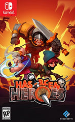 Has Been Heroes Nintendo Switch