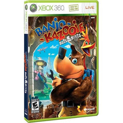 Banjo-Kazooie - Nuts and Bolts (Platinum) -Xbox 360