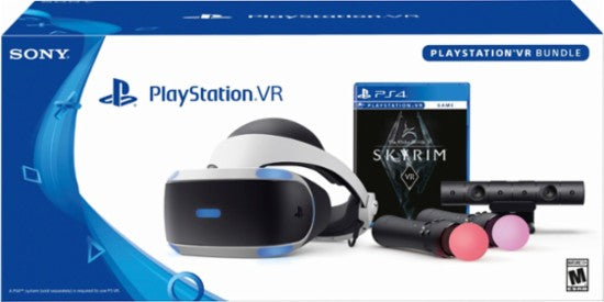 Sony - PlayStation VR The Elder Scrolls V: Skyrim VR Bundle