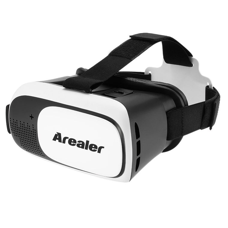 Arealer VRroam 3D VR Virtual Reality Glasses 3D Movie Game Headset